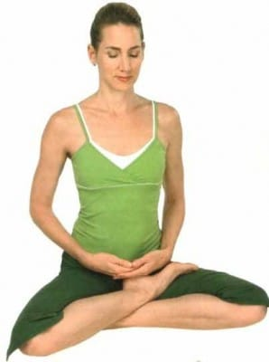 sarah_ meditating