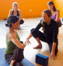 Training Yoga Teachers
