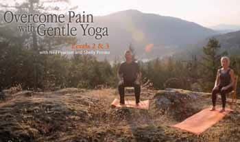 Overcome Pain with Gentle Yoga