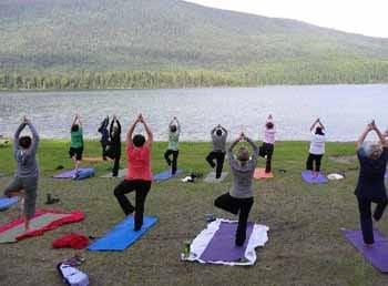 Love Teaching Yoga