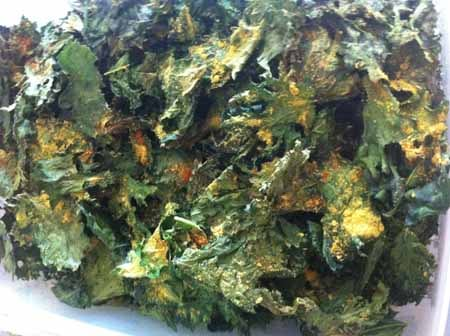 Recipe: Kale Chips