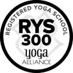 300 hour registered yoga school